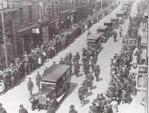 Funeral-of-Countess-Markievicz