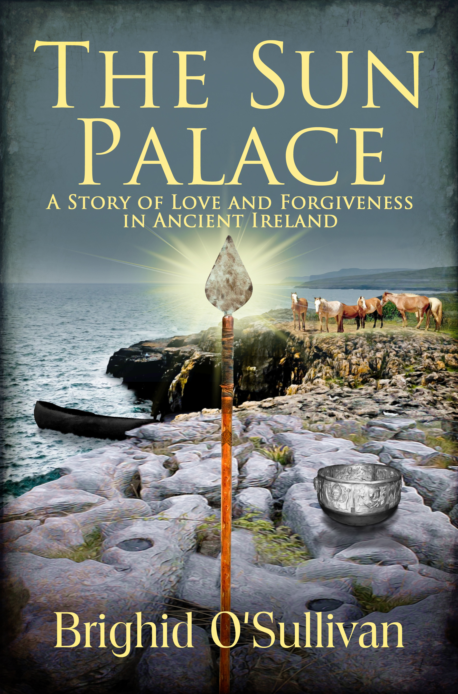 The Sun Palace by Brighid O'Sullivan
