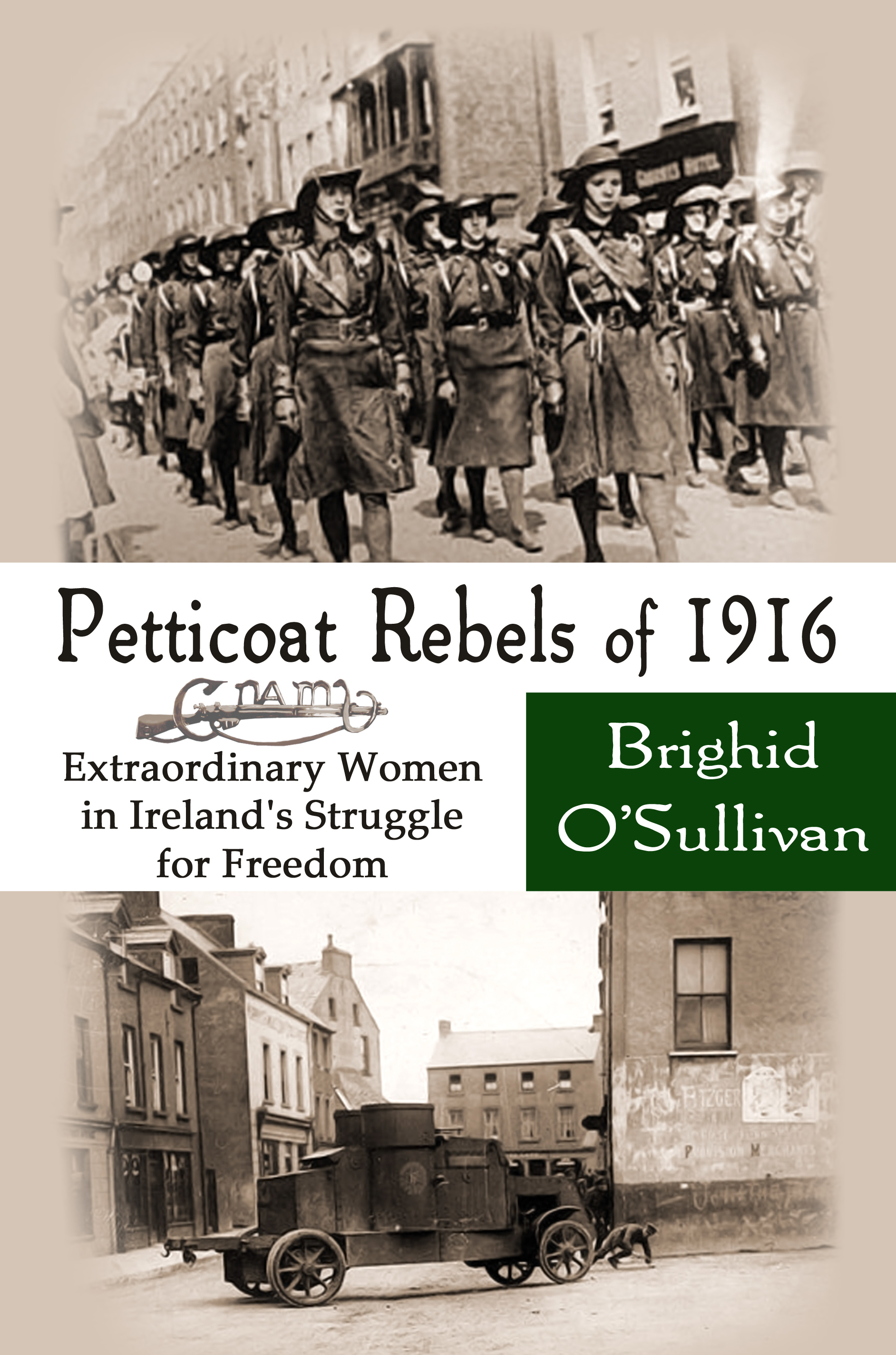 Petticoat Rebels 1916 Extraordinary Irelands by Brighid O'Sullivan